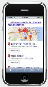 google business listing service